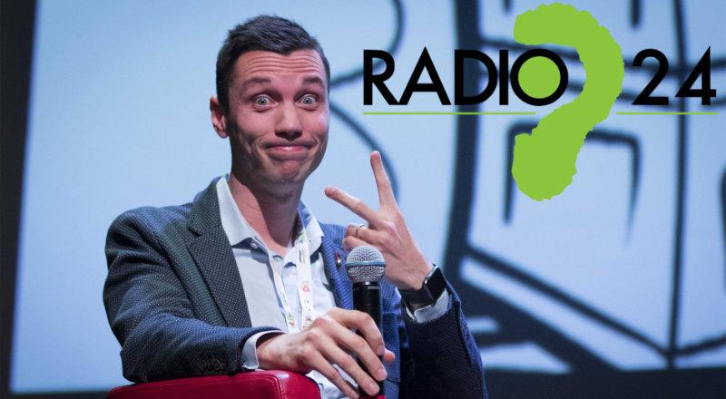 Andrea Visconti - Radio 24